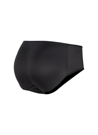 Loya Butt Up Silikon Külot Siyah